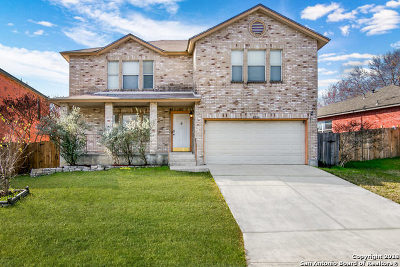 Converse Single Family Home For Sale: 8226 Grimchester