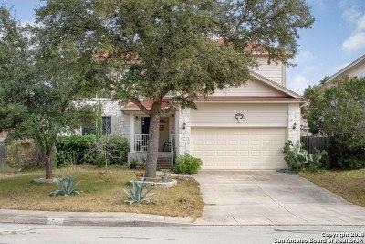San Antonio Single Family Home Back on Market: 1340 Leopard Hunt
