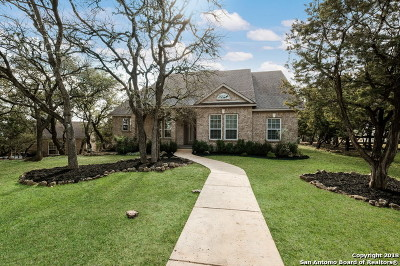 Spring Branch Single Family Home Active Option: 959 Windmill Ranch Rd