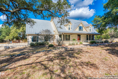 Boerne Single Family Home For Sale: 125 Mallard Dr