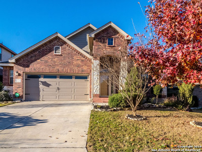 Bexar County Single Family Home For Sale: 11623 Belicena Rd