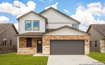 Bexar County Single Family Home For Sale: 7922 Bearcat Field
