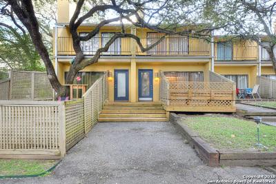 San Antonio Condo/Townhouse Back on Market: 8642 Fredericksburg Rd #205