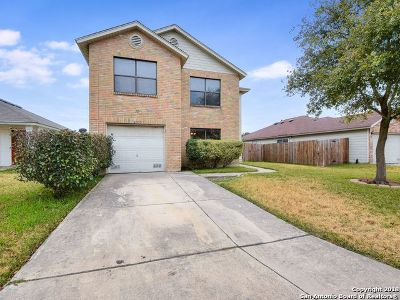 Converse Single Family Home For Sale: 6939 Saharastone Dr