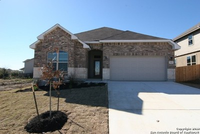 Cibolo Single Family Home Back on Market: 513 Saddle Glen