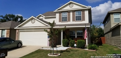 San Antonio Single Family Home Back on Market: 11927 Dove Ranch
