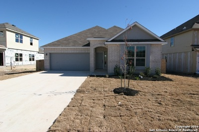 Schertz, Cibolo Single Family Home For Sale: 521 Saddle Burrow