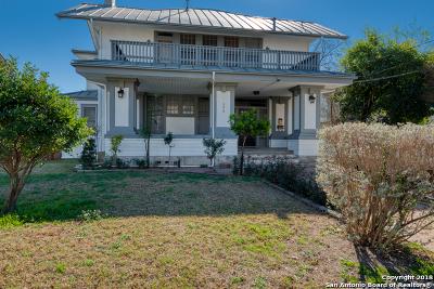 Single Family Home For Sale: 506 E Park Ave