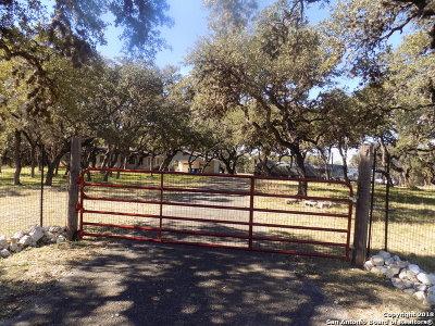 San Antonio Single Family Home For Sale: 10467 Oakland Rd