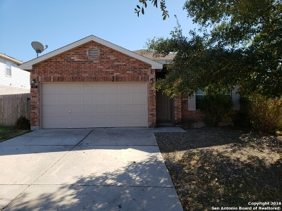 Cibolo Single Family Home For Sale: 409 Night Hawk