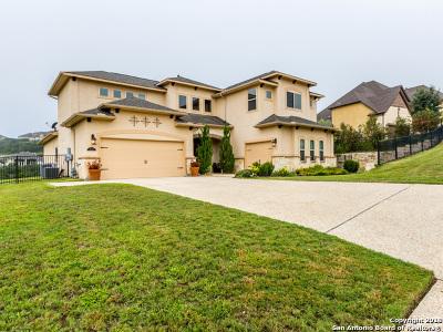 San Antonio Single Family Home For Sale: 17723 San Felipe Bay
