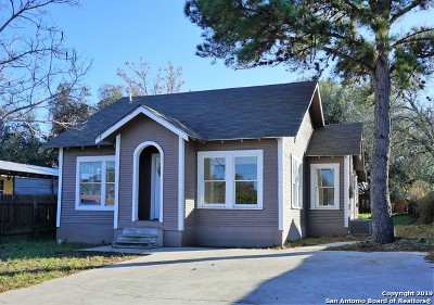 Pleasanton Single Family Home For Sale: 628 Bowen St