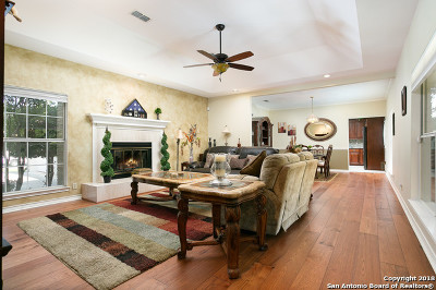 Boerne Single Family Home For Sale: 29363 Duberry Ridge