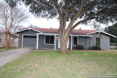 Live Oak Single Family Home For Sale: 12222 Northledge Dr