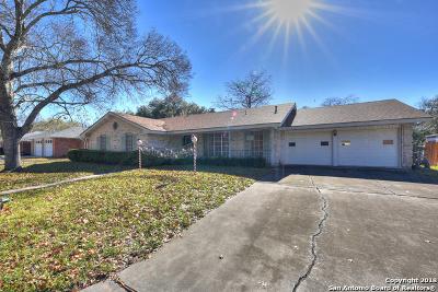 Windcrest Single Family Home Active Option: 414 Candleglo