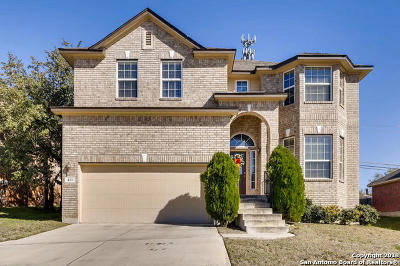 Single Family Home For Sale: 411 Knights Cross Dr