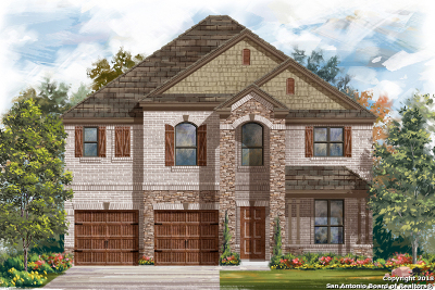 Converse Single Family Home Price Change: 7527 Copper Meadow