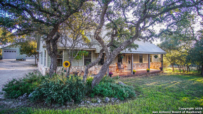 San Marcos Single Family Home For Sale: 500 Deer Creek Dr
