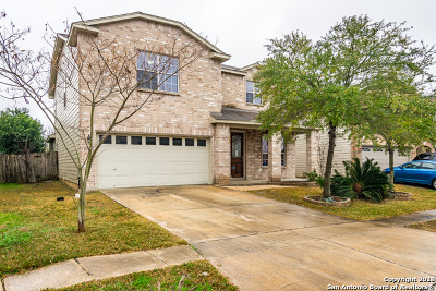 Live Oak Single Family Home For Sale: 6724 Riverwood