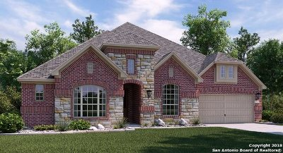 Bexar County Single Family Home Price Change: 12218 Upton Park