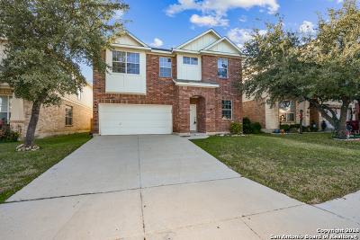 Bexar County Single Family Home Price Change: 915 Palladio Pl