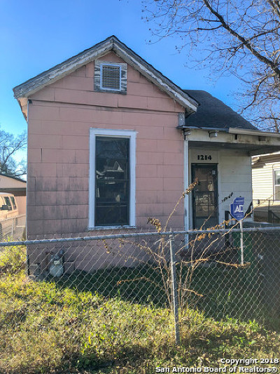 Government Hill Single Family Home For Sale: 1214 Mason St