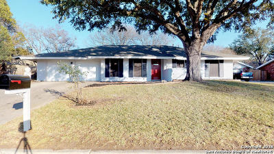 Windcrest Single Family Home Price Change: 5630 Cleardrift Dr