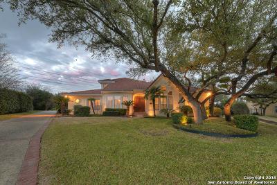 San Antonio Single Family Home Active Option: 601 Contadora