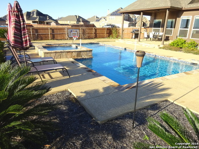 Schertz Single Family Home For Sale: 7111 Underwood Ct