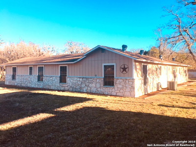 Bandera Single Family Home Active Option: 331 Lacey Dr