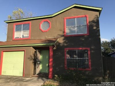 Single Family Home For Sale: 3642 Candleglenn