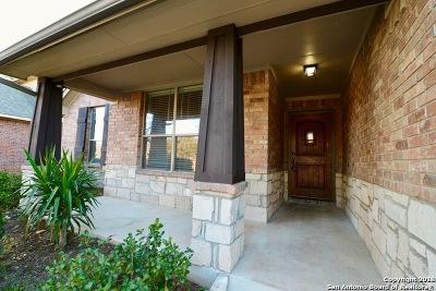Bexar County Single Family Home Active Option: 13034 Gordons Mott