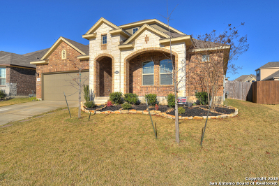 Schertz, Cibolo Single Family Home Price Change: 2969 Sunridge Rd