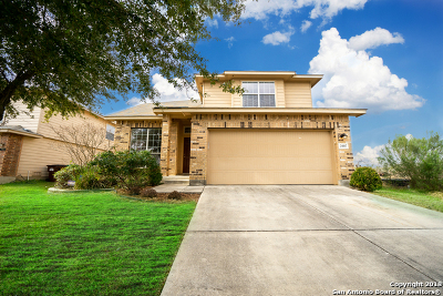 Converse Single Family Home For Sale: 2907 Del Mar Way