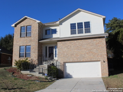 Helotes Single Family Home For Sale: 9207 Tay Dr
