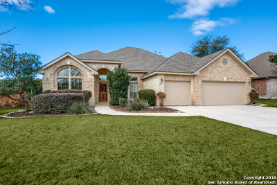 Helotes Single Family Home For Sale: 13518 French Park