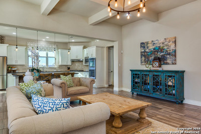 Boerne Single Family Home For Sale: 112 Cantina Sky