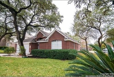 San Antonio Single Family Home Active Option: 3006 Sonora Mesa