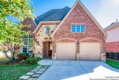 Single Family Home Price Change: 24026 Briarbrook Way