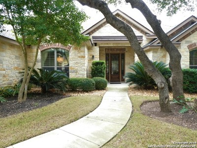 Helotes Single Family Home For Sale: 13834 French Oaks