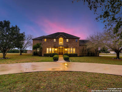 Seguin Single Family Home For Sale: 205 Country Ln