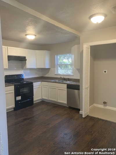 San Antonio TX Single Family Home For Sale: $205,000