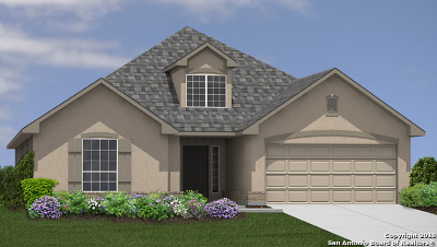 Boerne Single Family Home For Sale: 8325 Narcissus Path