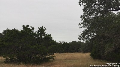 Boerne Residential Lots & Land For Sale: Lot 25 Falcon Pt