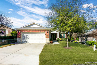 Bexar County Single Family Home For Sale: 12463 Modena Bay