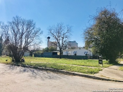 San Antonio Residential Lots & Land Back on Market: 417 Mesquite St