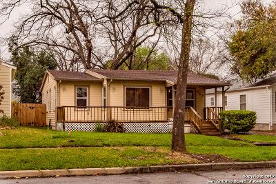 Alamo Heights Rental For Rent: 347 Redwood St