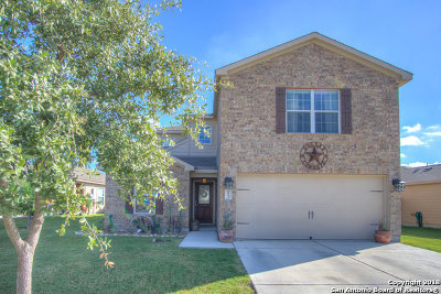Single Family Home For Sale: 6842 Luckey Path