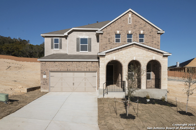 Helotes Single Family Home For Sale: 11315 Hill Top Bend