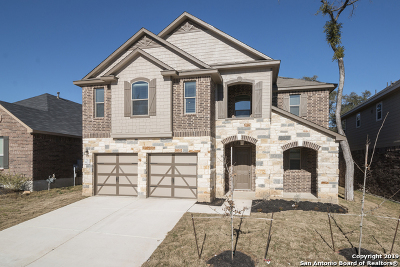 Helotes Single Family Home For Sale: 11123 Hill Top Bend